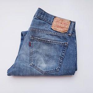 Levi's 514 Slim Straight Mens Size 32/30
